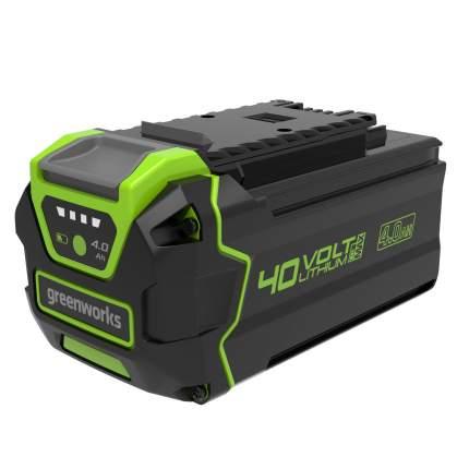 Аккумулятор с USB разъемом GreenWorks G40USB4, 40V, 4 А.ч