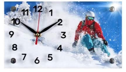 """Часы настольные """"Экстрим"""", 22х13х2,5 см"""