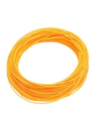Пластик для 3D ручки 10 м, 1 шт цв. оранжевый