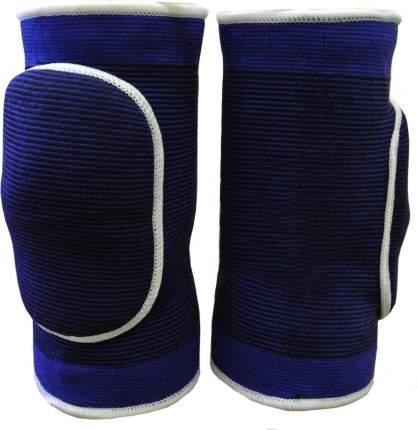 NK-302-XL Наколенники волейбольные (Синий/Белый) р. XL