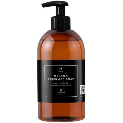 Парфюмированное жидкое мыло Milana Oud Rood 300 мл.