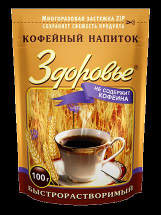 Напиток кофейный Здоровье 100 г