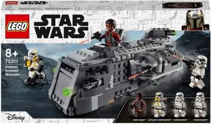 Конструктор LEGO Star Wars Mandalorian 75311 Имперский бронированный корвет типа «Мародер»