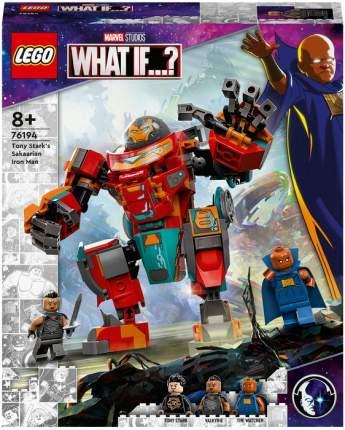 Конструктор LEGO Marvel Super Heroes 76194 Железный Человек Тони Старка на Сакааре