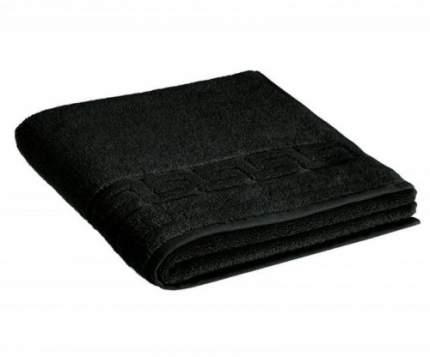 Хлопковое полотенце для бритья Uniqueman Black 40х70 см