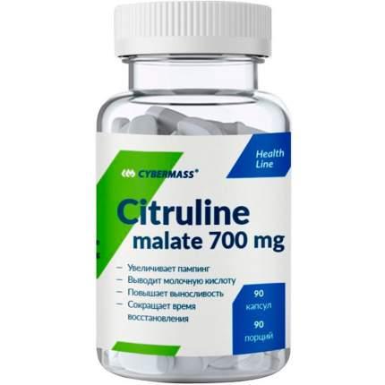 Citruline Malate CyberMass, 90 капсул