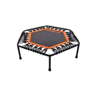 """Батут для занятия фитнесом BF-RT-018 40"""" черно-оранжевый"""