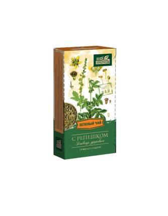 """Чай Наследие природы """"Зеленый с репешком"""", 20 пакетиков"""
