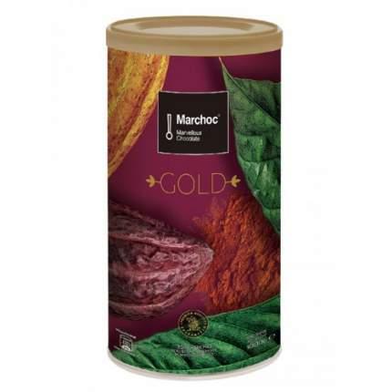 """Горячий шоколад с высоким содержанием какао. Marchoc """"Gold"""", 1 кг."""