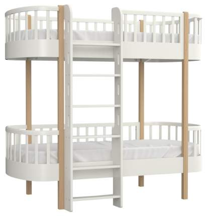 Кровать двухъярусная Ellipse Furniture Classic