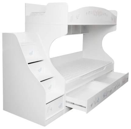 Кровать двухъярусная ВКДП Аврора