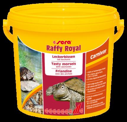 Корм для рептилий Sera Raffy Royal, 3,8 л