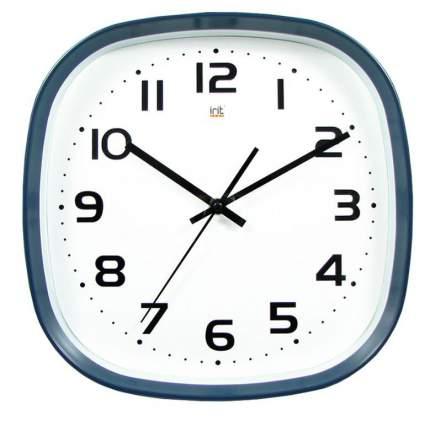 Часы настенные кварцевые Irit IR-613 Квадрат диам.30см квадратные