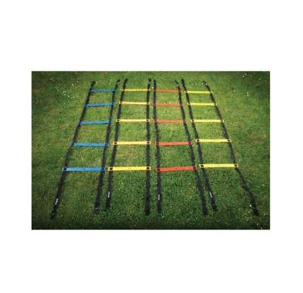 "Лестницы для трен. ""MITRE"" арт. A4003AAA, КОМПЛ.4 шт, кажд. дл.2 м,мультикол-чер"