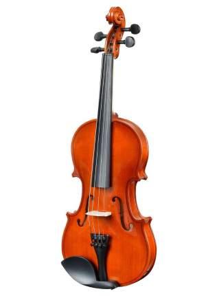 Скрипка Antonio Lavazza Vl-28l, 3/4, кейс, смычок, канифоль, глянцевый лак