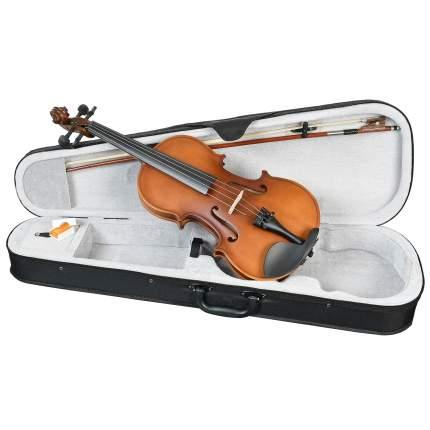 Скрипка размер 3/4 Antonio Lavazza Vl-28 3/4, кейс,  смычок и канифоль в комплекте