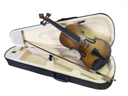 Скрипка размер 1/4 Antonio Lavazza Vl-28 1/4, кейс,  смычок и канифоль в комплекте