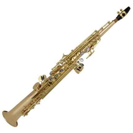 Саксофон-сопрано Bb Selmer Ss-600, прямая форма