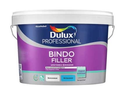 Шпатлевка для стен и потолков Dulux Professional Bindo Filler финишная 5 кг
