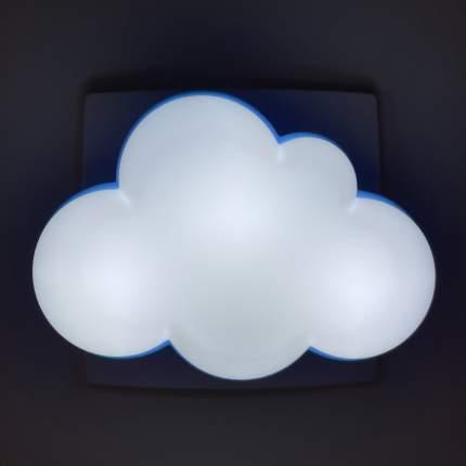 Ночник светодиодный с сенсором Облачко ЭРА NN-605-LS-W белый (12/240/1440)