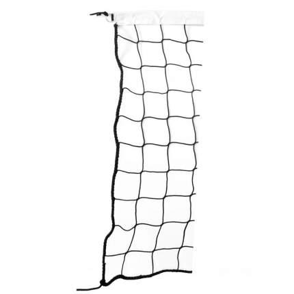Сетка для пляжного волейбола EL LEON DE ORO, 14449075000, черн., 8.5х1м, черный