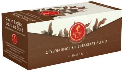 Чай черный Julius Meinl English breakfast, 25 пак.