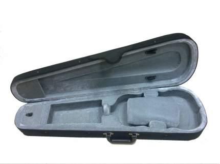 Скрипка окрашенная Brahner Bvc-370/mbk 1/2, цветЧёрный металик, Комплекткейс + смычок
