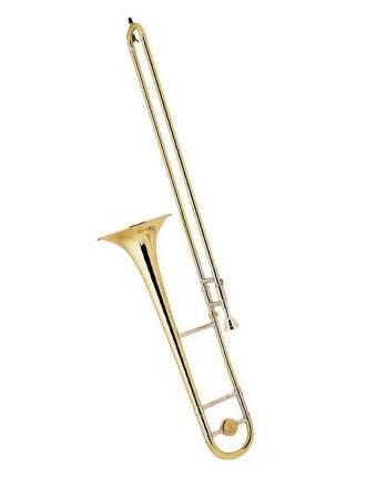 Тромбон-тенор Bb/f Bach 42afw9