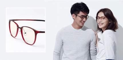 Очки для компьютера Xiaomi Turok Steinhardt Anti-Blue FU009-0621 Red