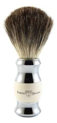Помазок для бритья Edwin Jagger 81SB357CR (щетка барсучий ворс)