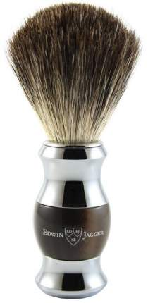 Помазок для бритья Edwin Jagger 81SB352CR (щетка барсучий ворс)