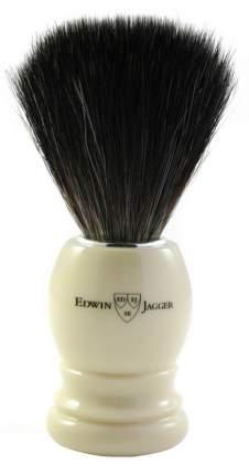Помазок для бритья Edwin Jagger 21P37, щетка искусственный ворс