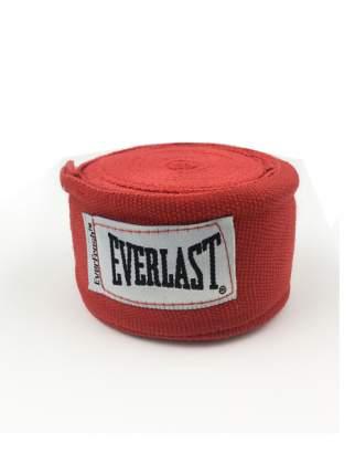 Everlast Бинты Everlast Elastic красные