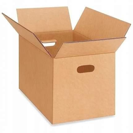 Картонные коробки для хранения и переезда 600x400x400, 10 штук