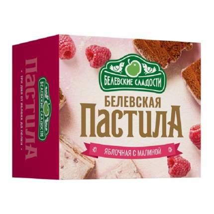 Пастила белевская Белевские сладости яблочная с малиной 175г