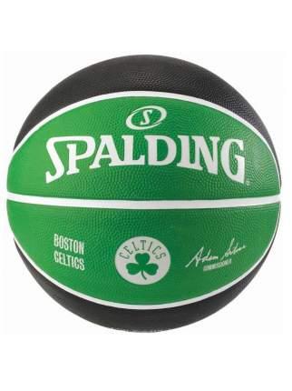 Баскетбольный мяч Spalding NBA Team RBR BB Celtics №7 зеленый