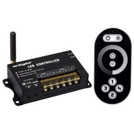 Диммер LN-RF8B (5-24V,80-384W, ПДУ сенсор 2.4G) Arlight 016678