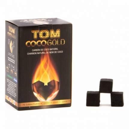 Уголь для кальяна Tom Coco Gold 1кг