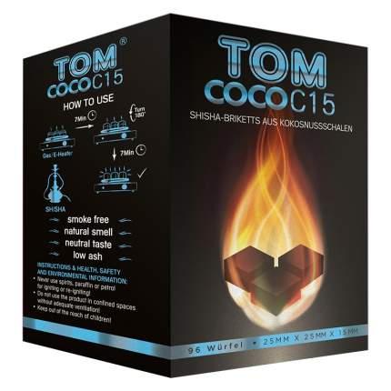 Кокосовый уголь Tom Coco C15 1 кг