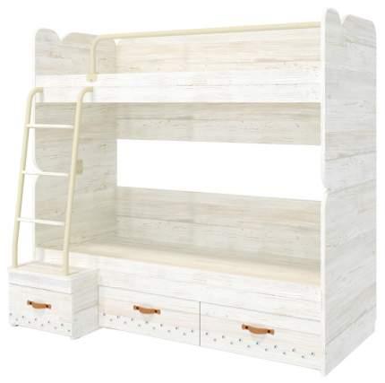 Детская кровать двухъярусная Сканд-Мебель Марвин