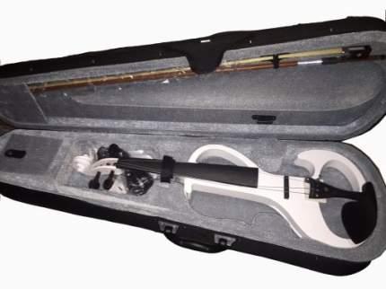 Электроскрипка контурная Brahner Ev-505/mwh 4/4