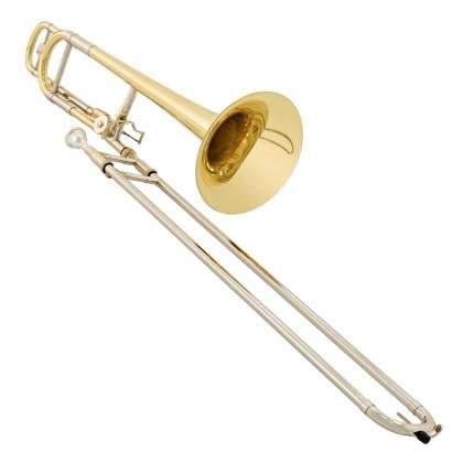 Тромбон-тенор Bb/f Bach Tb-502b