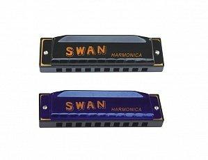 Губная гармошка Swan Sw1020-3 (nh13-417c)