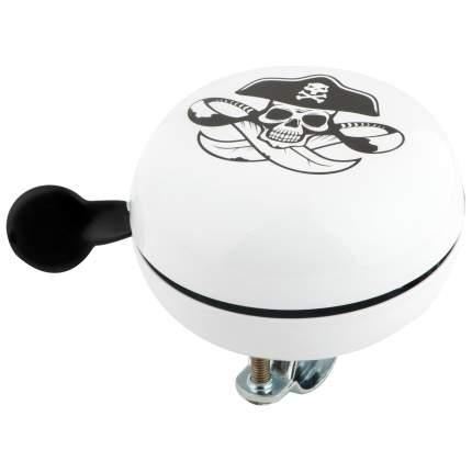 """Звонок D:60мм """"пират"""", стальной"""