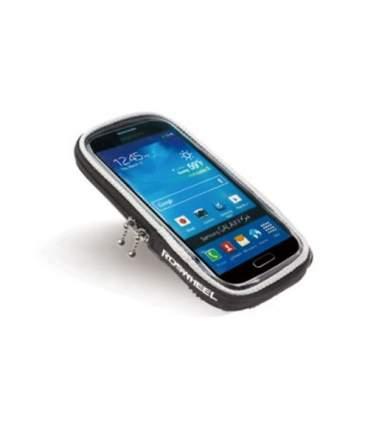 Mingda чехол для смартфона на руль/ вынос L17*W9*H1.8см с сенсорным окошком
