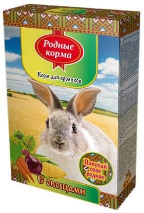 Корм для кроликов Родные корма Родные корма 0.4 кг 1 шт