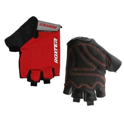 Велоперчатки Roxter ZTB17202-A, black/red, M