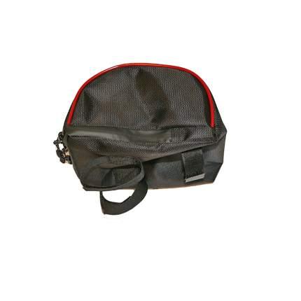 Cумка на руль, р-р 19х9х14 см, цвет черный, PROTECT