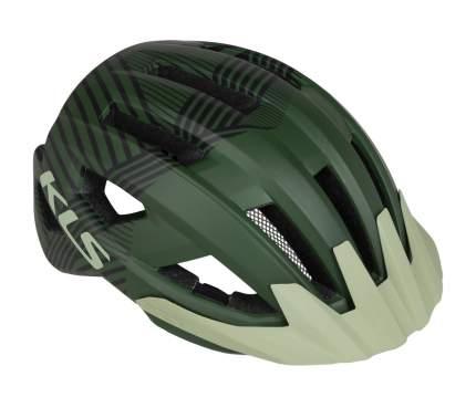 Шлем KLS DAZE, military green L/XL 58-61 cm