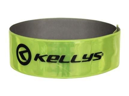 Нарукавник отражающий kellys shadow, желтый, размер 3х35 см, по 2 штуки в комплекте.
